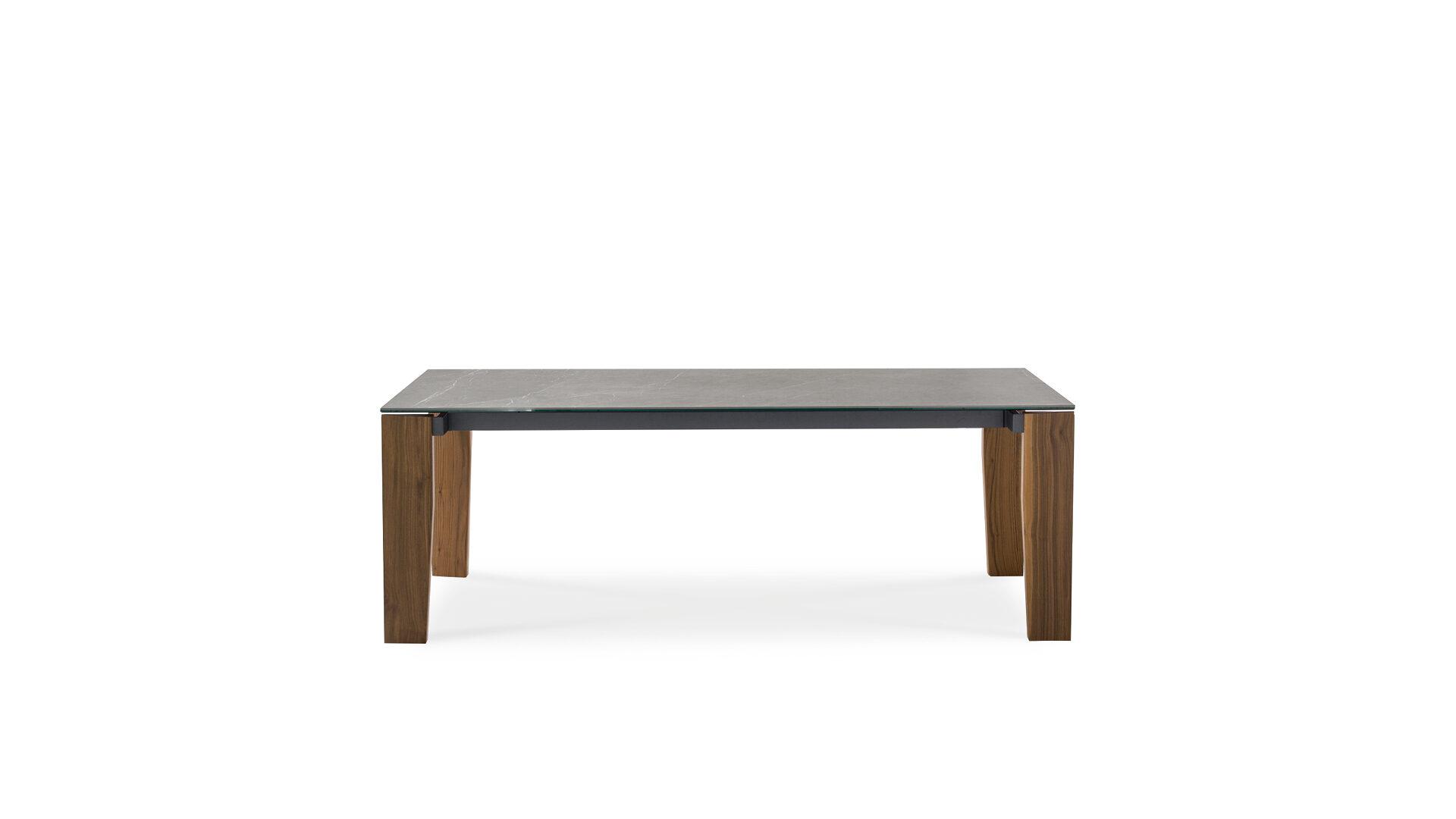Tavoli Di Design In Legno Cristallo E Marmo Bonaldo